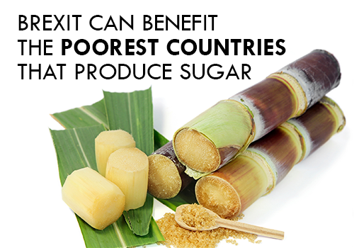 Brexit can benefit the poorest countries that produce sugar