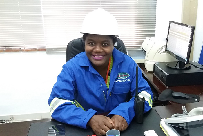 Georgina Kanthenga Plant engineer Illovo Sugar (Malawi) plc