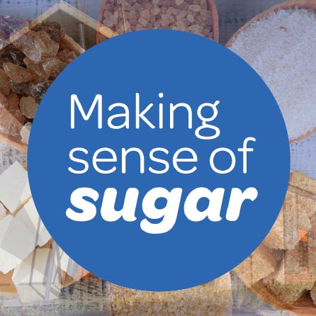 the role sugar can play in the diet