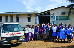 Illovo – supporting rural communities in Africa through health services and education
