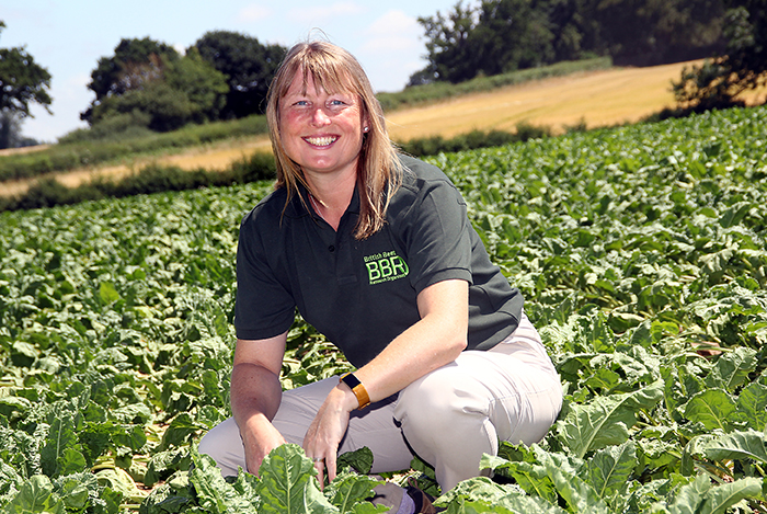 Dr Vicky Foster Head of British Beet Research Organisation United Kingdom