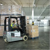 World sugar demand forklift